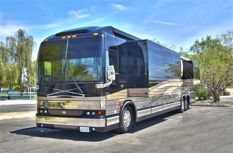 2007 Prevost Marathon for rent from name