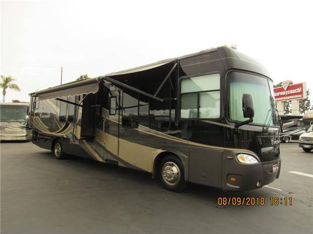2008 Gulf Stream Crescendo for rent from Class A Motorhome Rentals