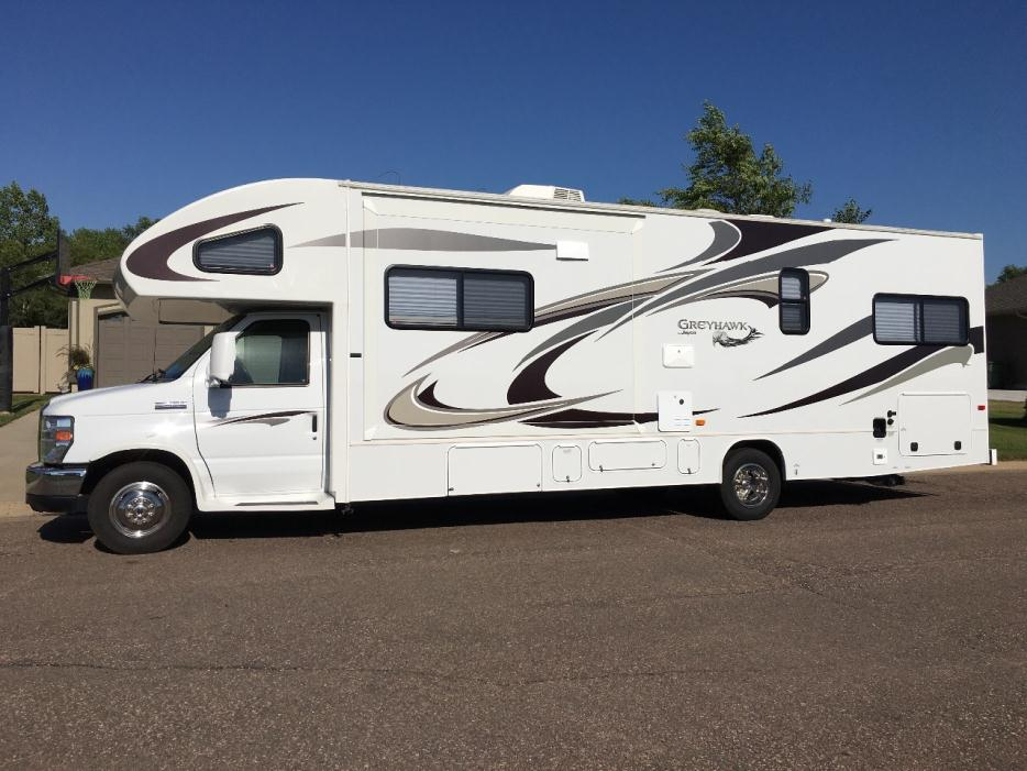 2019 Jayco Greyhawk for rent from Class A Motorhome Rentals