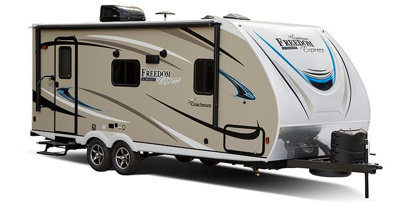 2018 Coachmen Freedom Express 28Ft for rent from Class A Motorhome Rentals